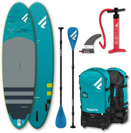 Fanatic-SUP-Package Fly Air Premium-Pure Paddel-2021