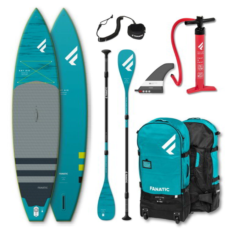 Fanatic RAY AIR Premium/C35 2020 SET