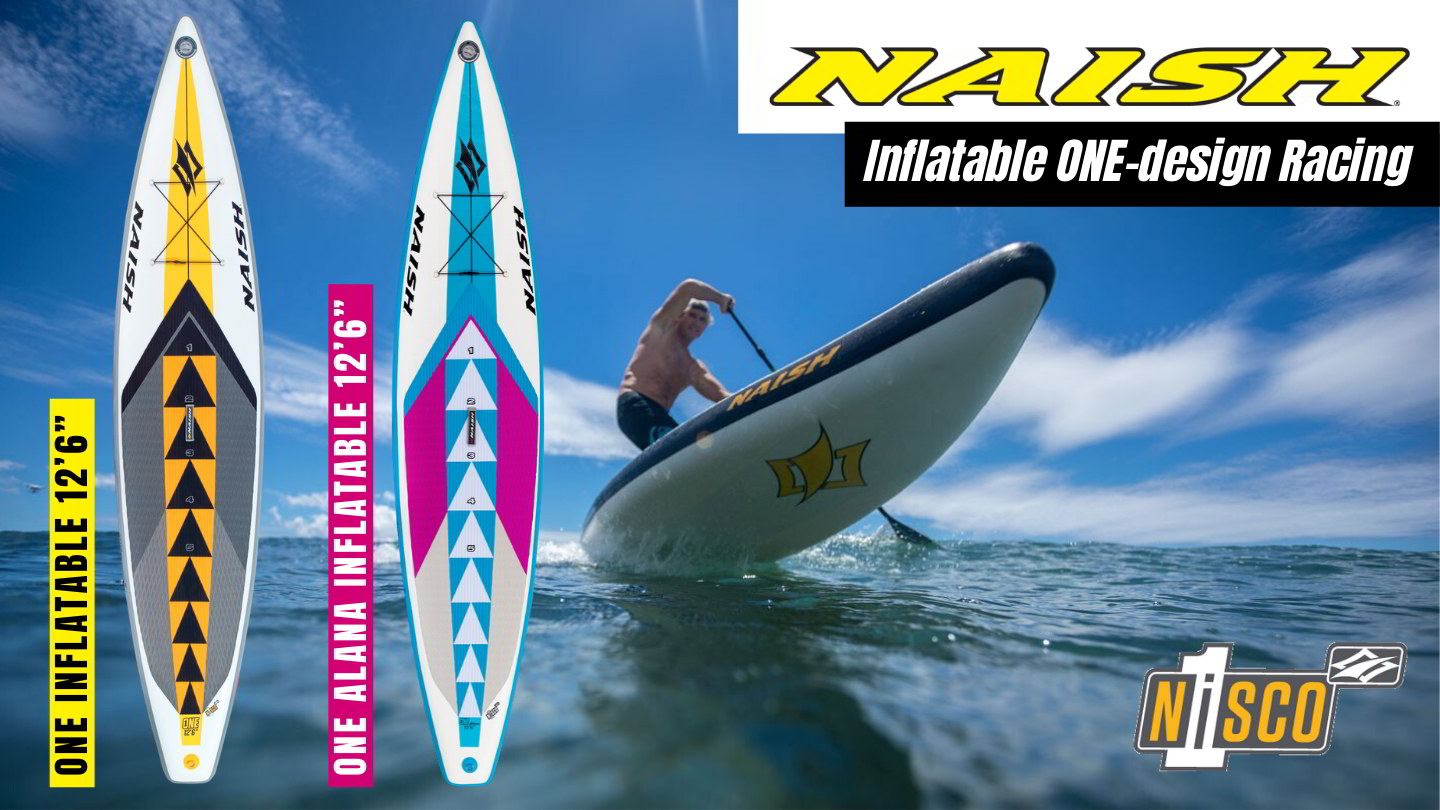 NAISH ONE INFLATABLE 12'6 2020