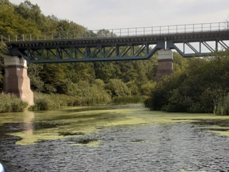 SUP Spot Schwentine Wellingdorf zur Oppendorfer Mühle