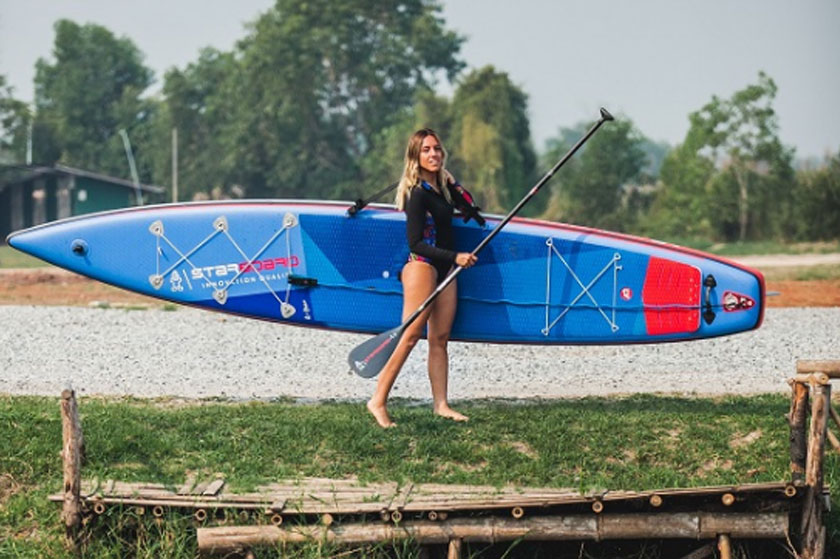 STARBOARD INFLATABLE SUP Touring
