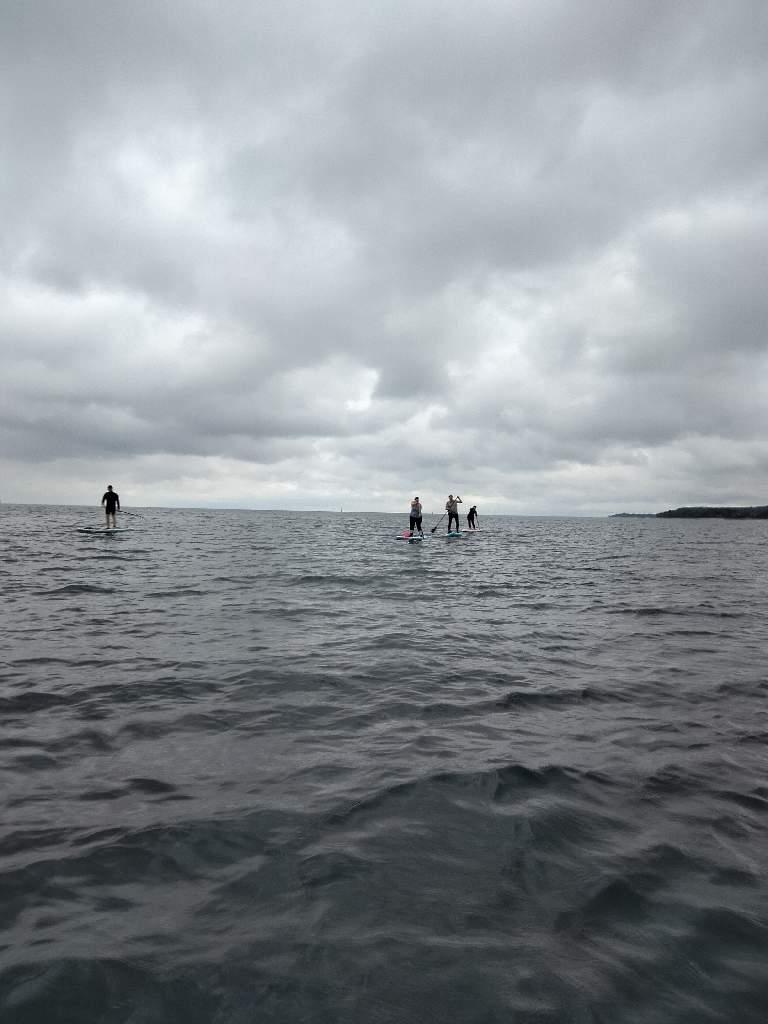 SUP Tour Eckernförder Bucht